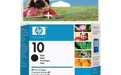 HP #10 INK CART BLACK C4844A